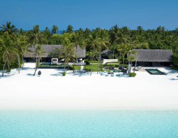 Island Paradise: Four of The Best Maldives Hotels