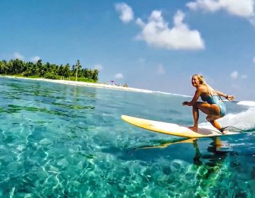 Best Surfing Spots in the Maldives