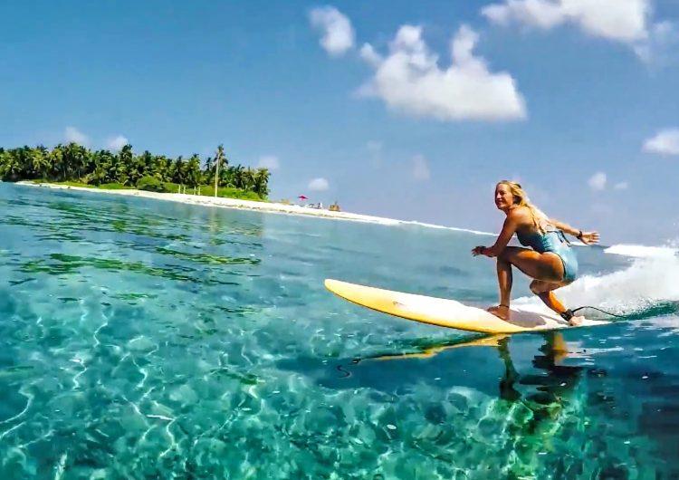Best Surfing Spots in the Maldives