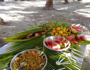 Traditional Maldivian Cuisine