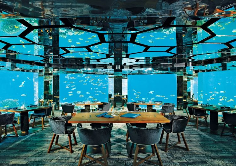 Top Restaurants in the Maldives