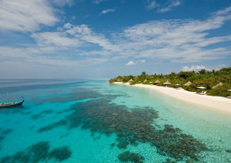 Top 10 Hotels in the Maldives