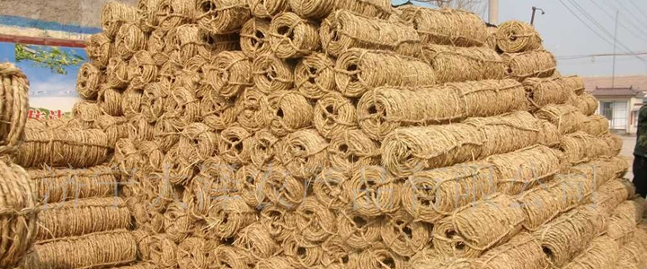 The Art of Coir Rope Making