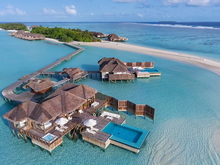 The Largest Hotels Resorts In The Maldives See Our List The