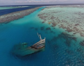 Famous Shipwrecks of the Maldives