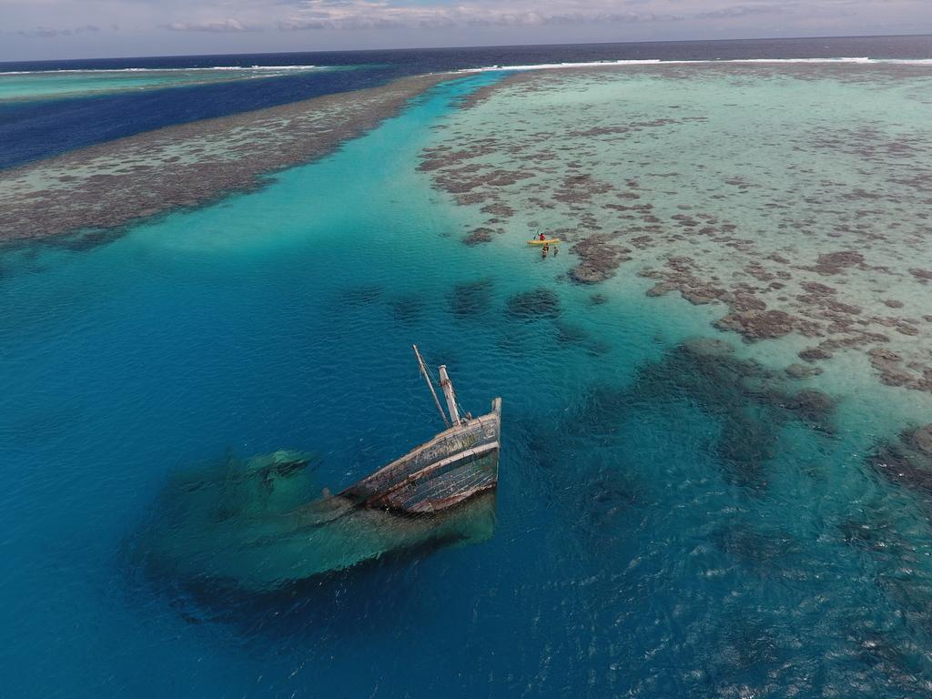 Famous Shipwrecks of the Maldives - The Maldives Expert