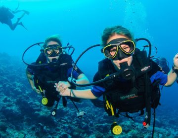 Surf, Snorkel and Scuba Dive – Get Active in the Maldives on These Adventure Holidays