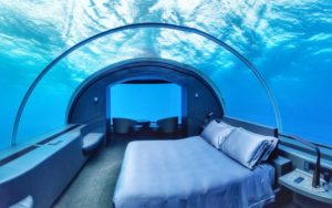 Stay In The World S First Underwater Villa At Conrad