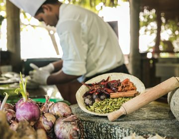 Three of the Best Vegetarian-Friendly Resorts in the Maldives