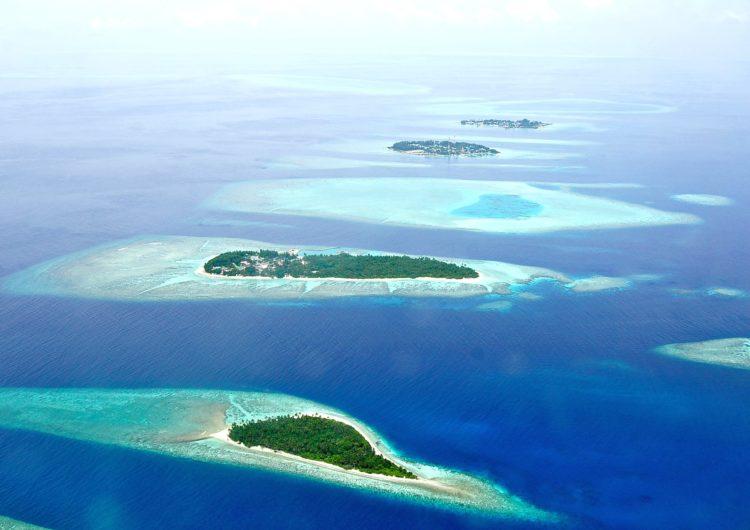 Where are the Maldives?
