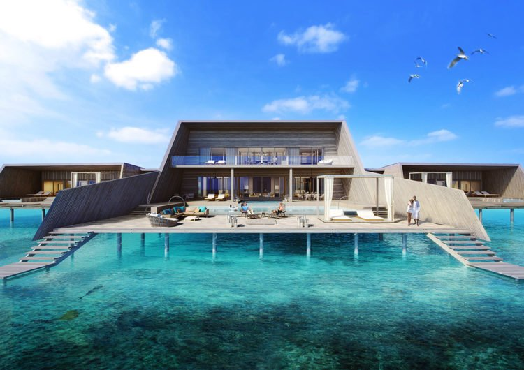 Three of the Most Expensive Resorts in the Maldives