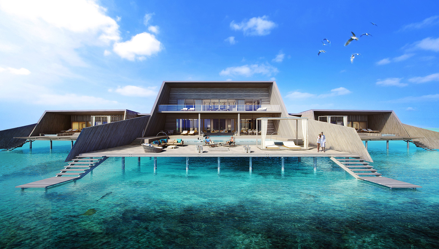 Three Of The Most Expensive Resorts In The Maldives The