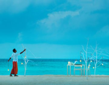 Dining in Paradise: The Maldives' Finest Tables