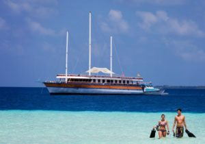 The Top Liveaboards in the Maldives