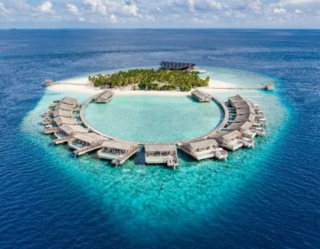 Harnessing the Power of the Sun – Kudadoo Maldives Private Island by Hurawalhi