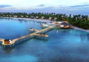 Luxurious JW Marriott Maldives Resort and Spa Set to Open in July 2019