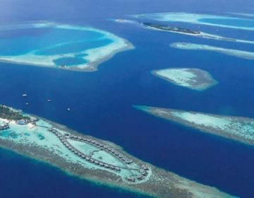 Climate Change and Coral Islands in the Maldives