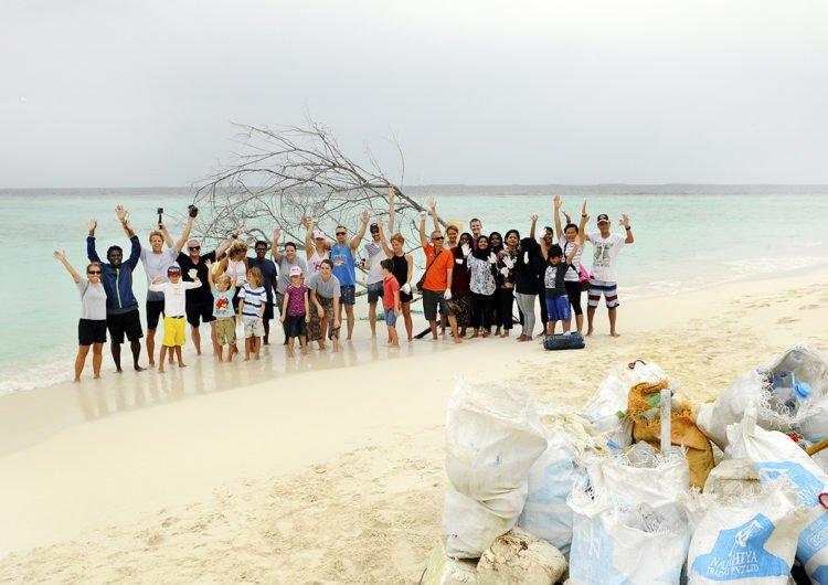 Working Towards a Plastic-Free and Sustainable Nation