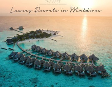 The Best Luxury All-Inclusive Resorts in the Maldives