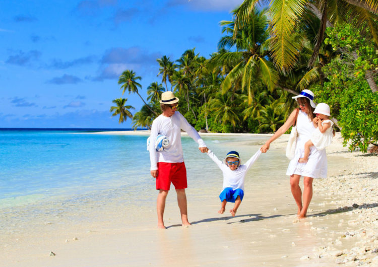 Why You Should Take a Family Vacation in the Maldives