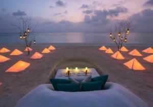 Fine Dining Experiences in the Maldives