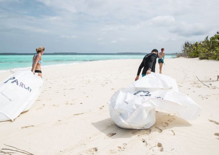 The Maldives Plastic Warriors